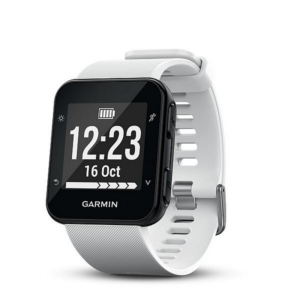Sporttester s GPS Garmin Forerunner 35 Optic - bílé
