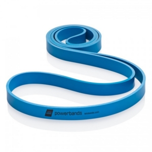 Lets Bands posilovací guma expander Powerbands Max Blue