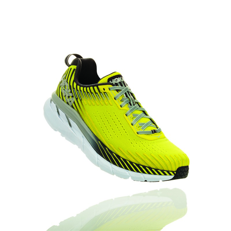Hoka clifton 5 | Womens Hoka One One Clifton 5 Running Shoe