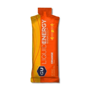 Gel Gu Liquid Energy 60 g. - pomeranč