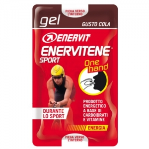 Enervit Enervitene Sport Gel One Hand 2x12,5 ml cola