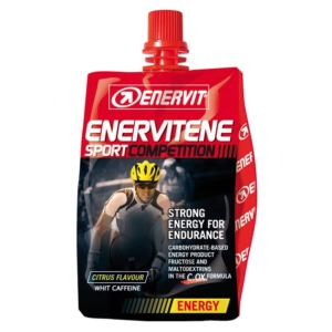 Gelvoý koncentrát Enervit Competition 60 ml.