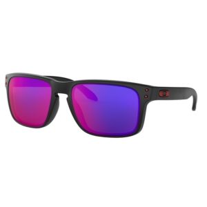 Oakley brýle Holbrook Matte Black w/+ Red Iridium
